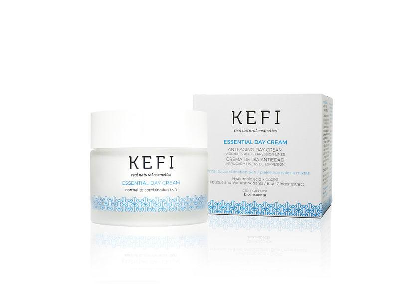 Kefi · diseño web 2