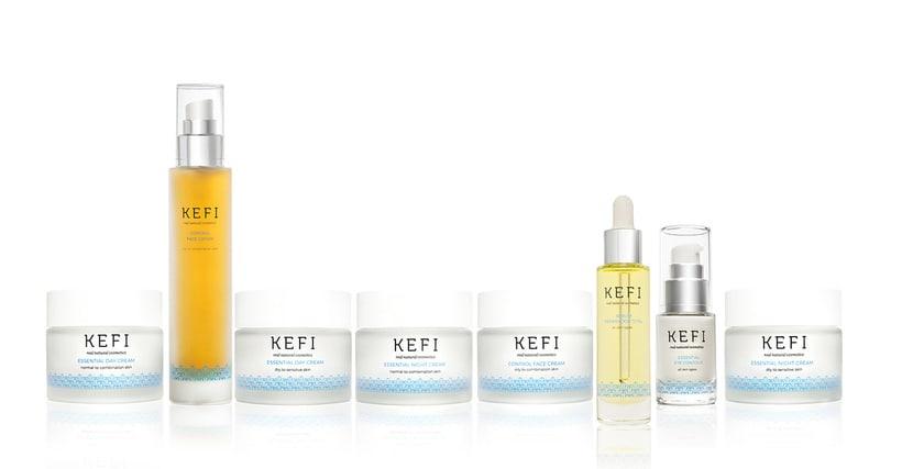 Kefi · diseño web 3