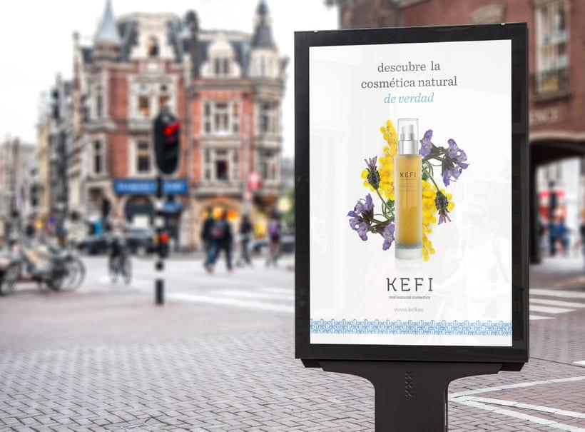 Kefi · diseño web 7