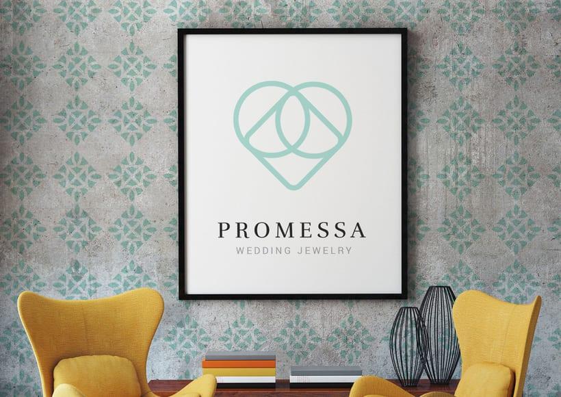 Promessa · Branding y diseño web 2