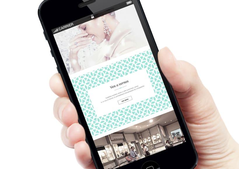 Promessa · Branding y diseño web 5