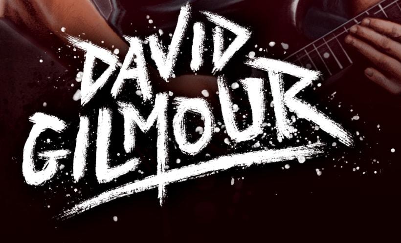 DAVID GILMOUR. Mi Proyecto del curso: Del dibujo a lápiz a la ilustración digital 3
