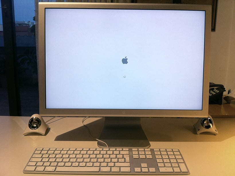 """Vendo MacPro 3.1 + Apple Cinema Display 23"""" + Wacom intuos 2 (850€) VENDIDO 4"""