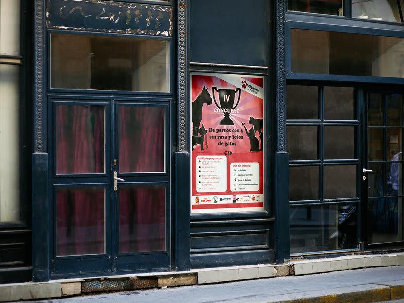 """Poster colaboración """"Kiéreme un pokito"""" 2"""