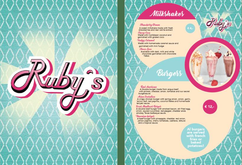 Ruby's  -1