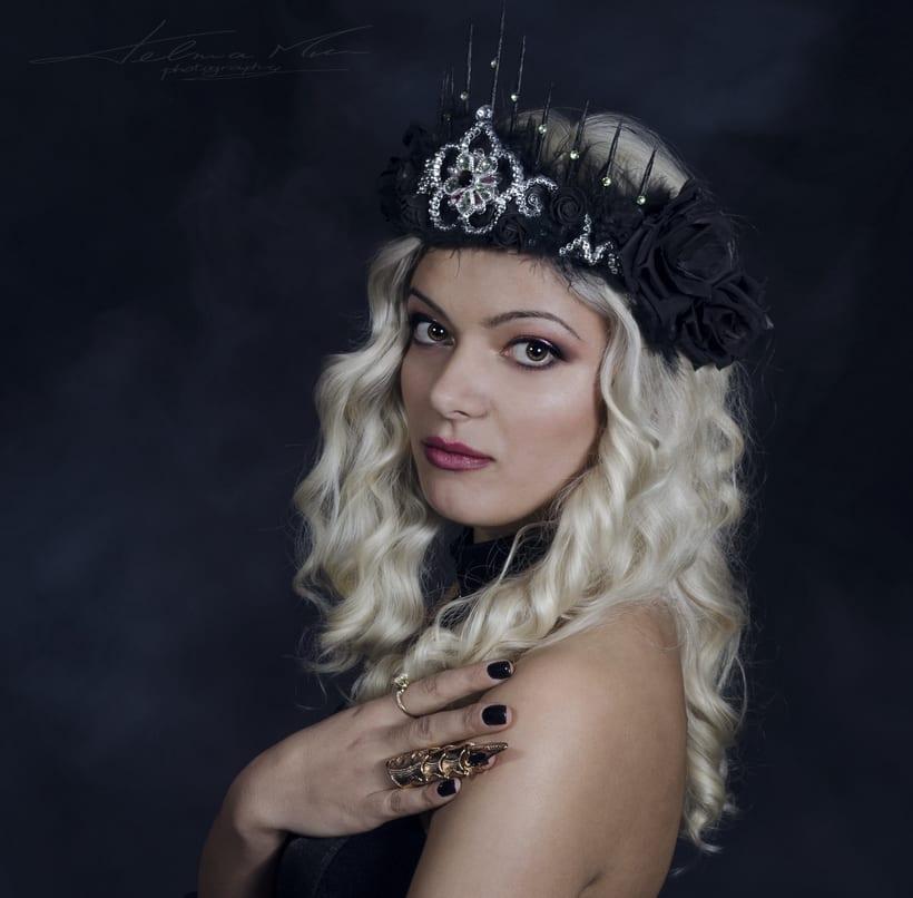 Dark queen of the night 5