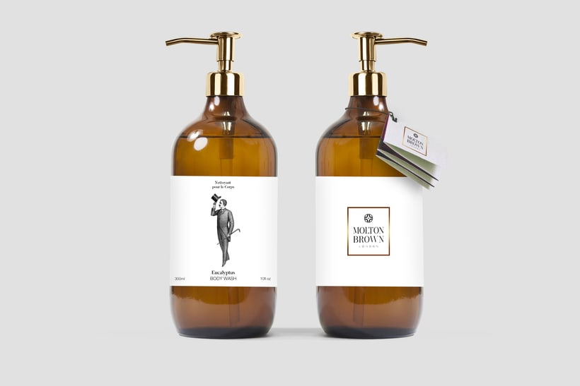 Welcome to our world — Molton Brown 5