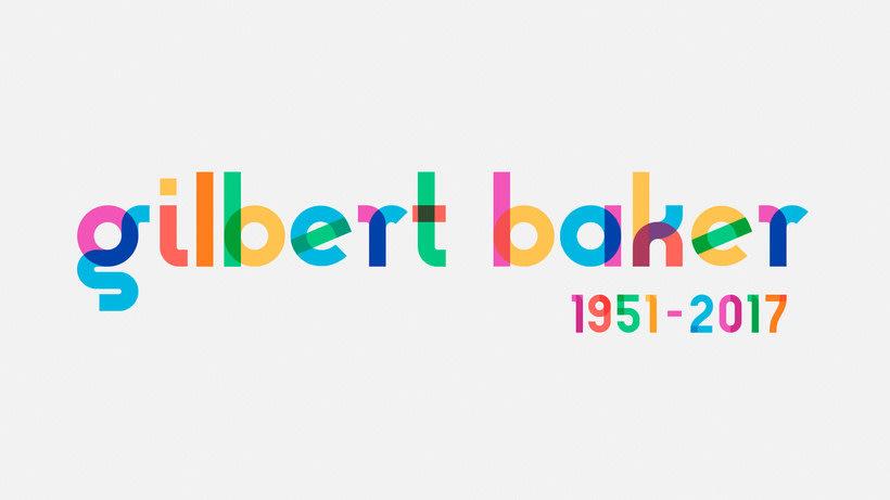 Descubre la tipografía inspirada en la bandera arcoíris de Gilbert Baker 1