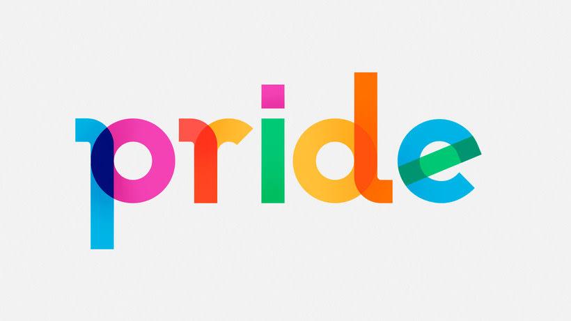 Descubre la tipografía inspirada en la bandera arcoíris de Gilbert Baker 12