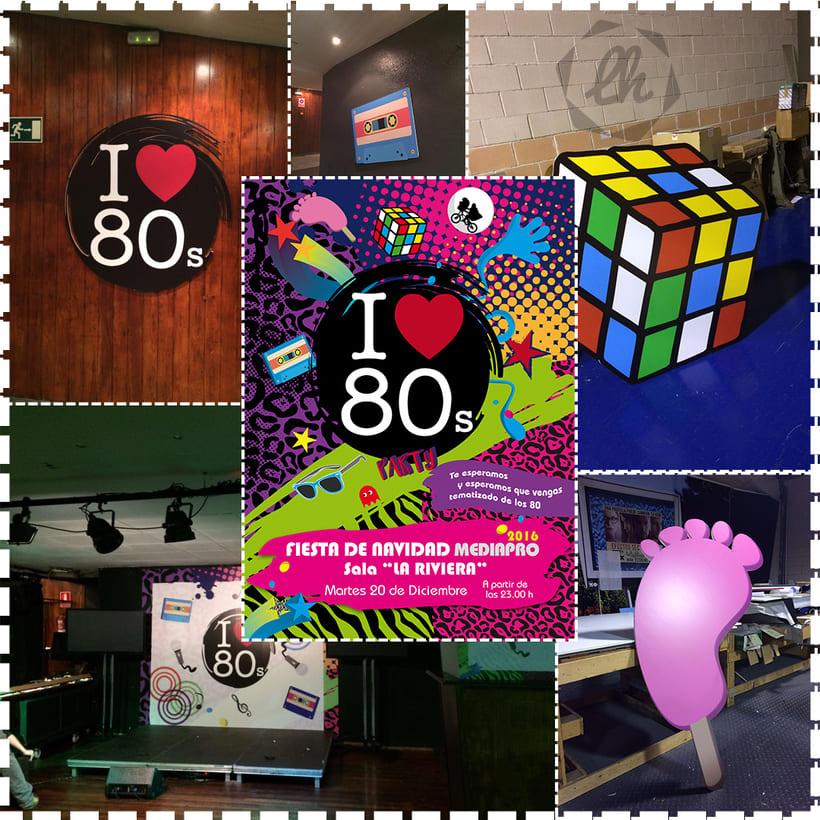 Evento fin de año Grupo Mediapro - Sala La Riviera (2016) 9