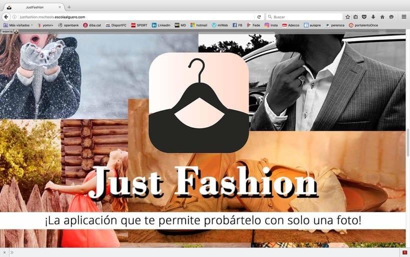 Diseño de una app promocionar per una web. 5