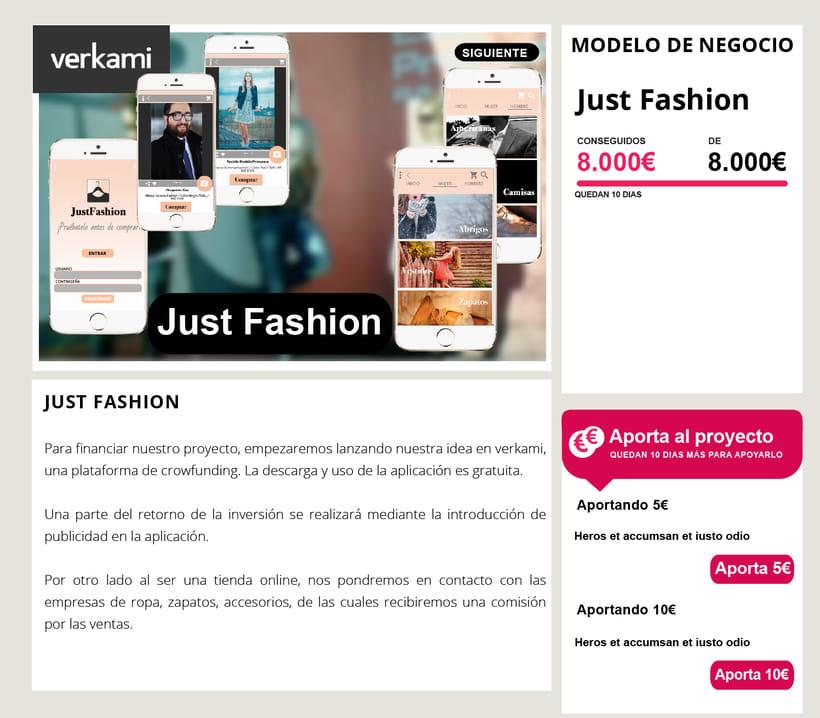 Diseño de una app promocionar per una web. 6