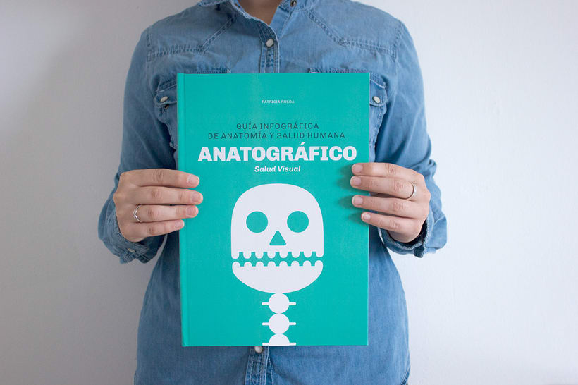 ANATOGRÁFICO | Guía infográfica de anatomía y salud humana 1
