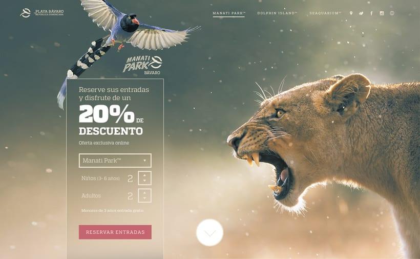 Diseño página web 2