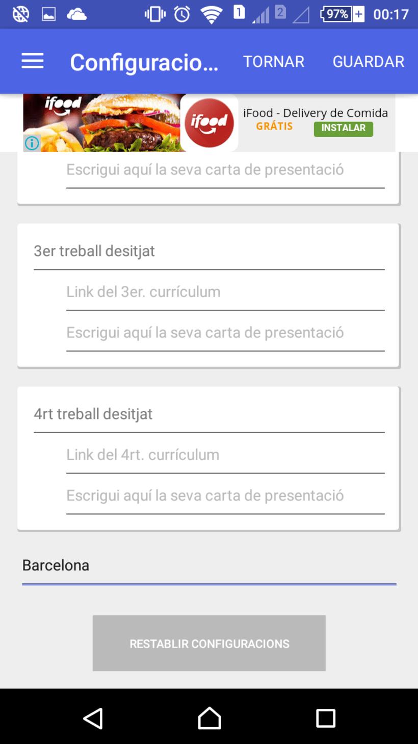RightJob, Android APP 4