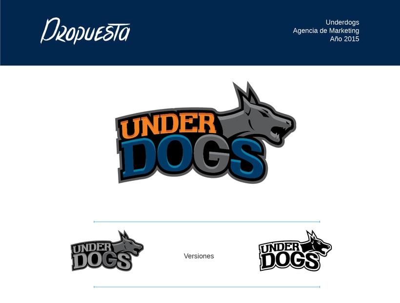 Underdogs - Propuesta -1