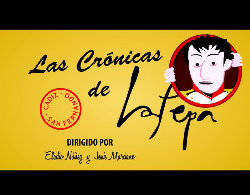 Las Crónicas de la Pepa. La historia de la primera constitución española en clave de humor -1