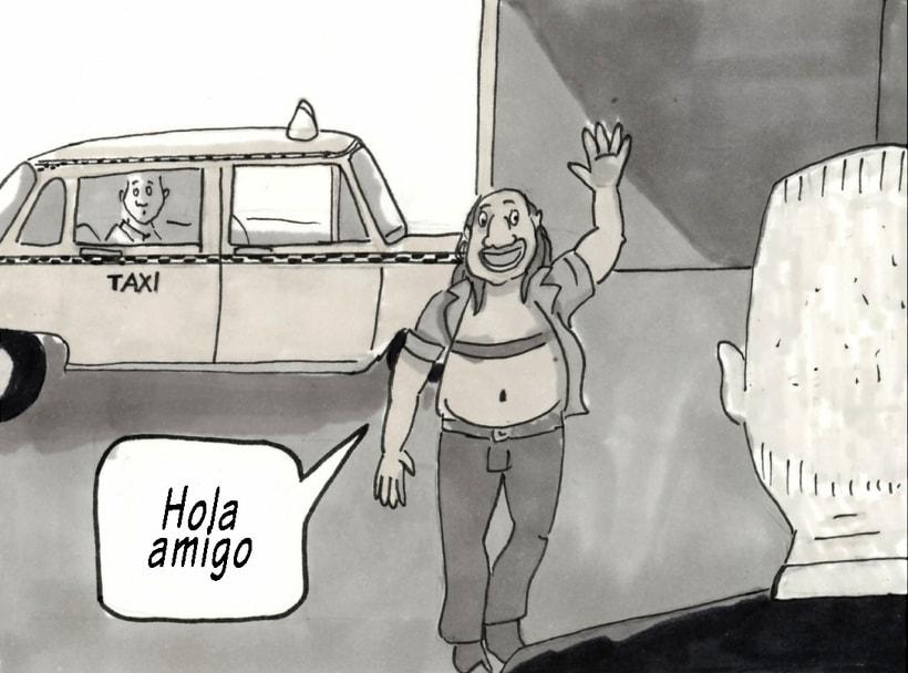 EL TAXI 3