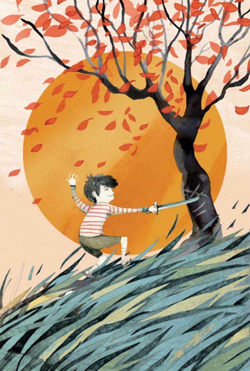 La voz del árbol 3