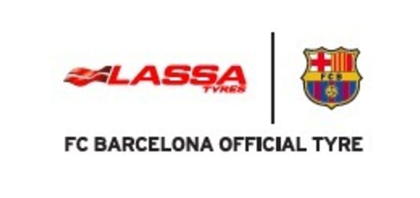Activacion de Lassa Empresa patrocinadora del F.C Barcelona Nuevo proyecto -1