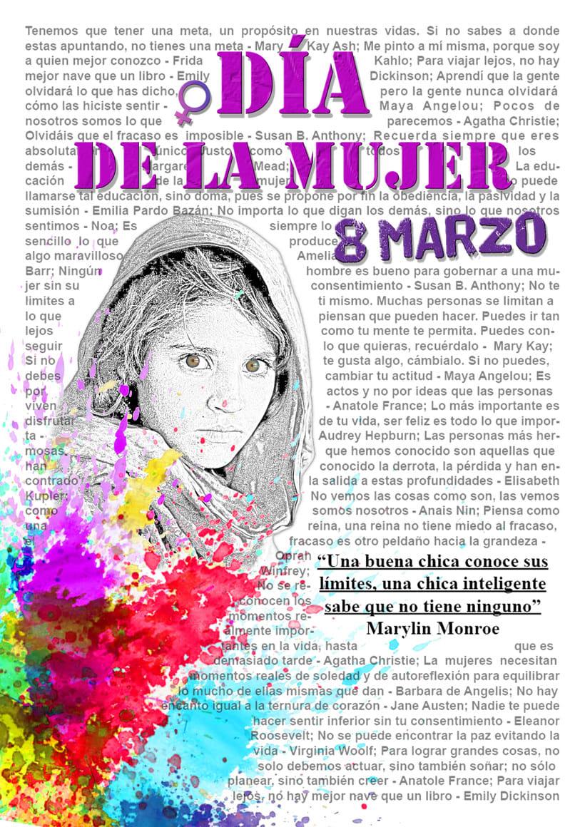 Cartel día de la mujer 0