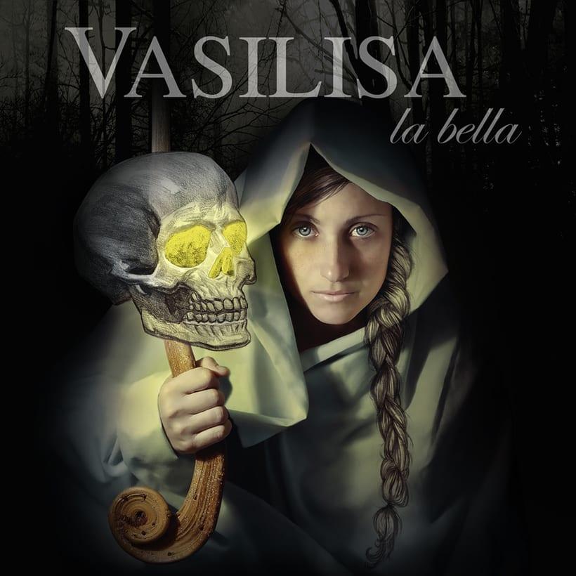 """VASILISA la bella""_Dogo Impulsive Design -1"