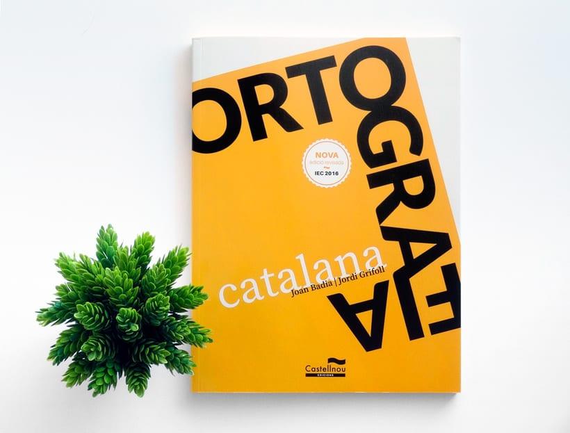 "Libro ""Ortografia Catalana"" 0"