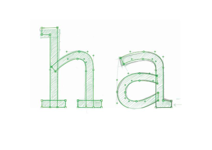 67st. Typeface 9