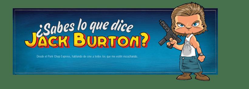 Blog ¿Sabes lo que dice Jack Burton? 1