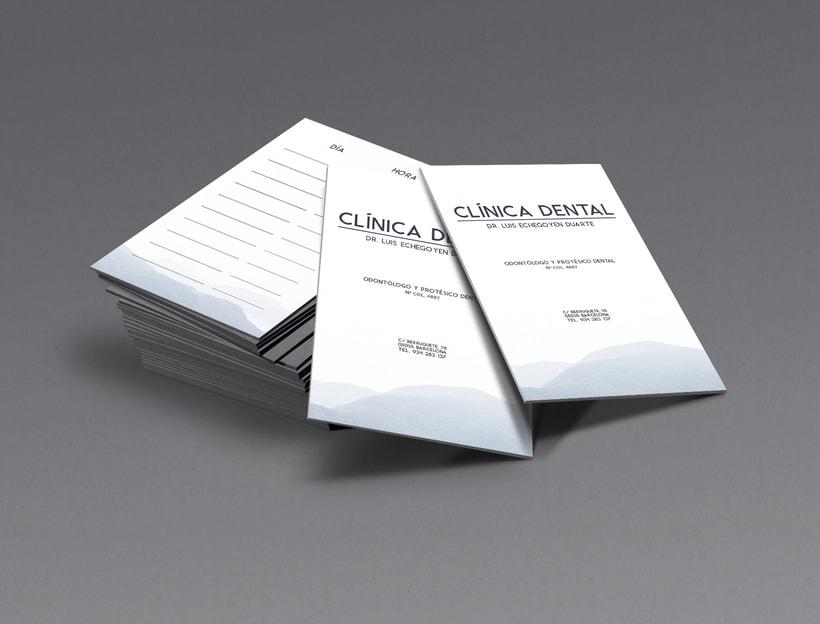 BRANDING / CLÍNICA DENTAL 2