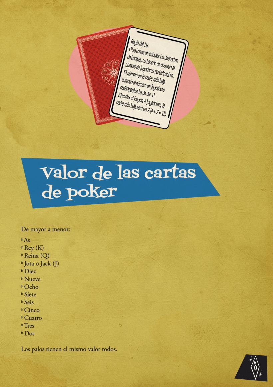 Manual de poker para señoritas modernas 3