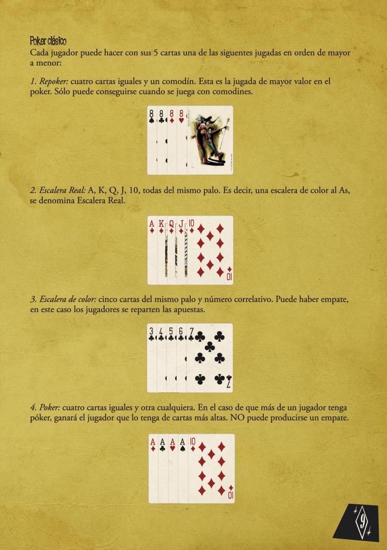 Manual de poker para señoritas modernas 4
