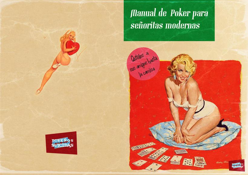 Manual de poker para señoritas modernas 1