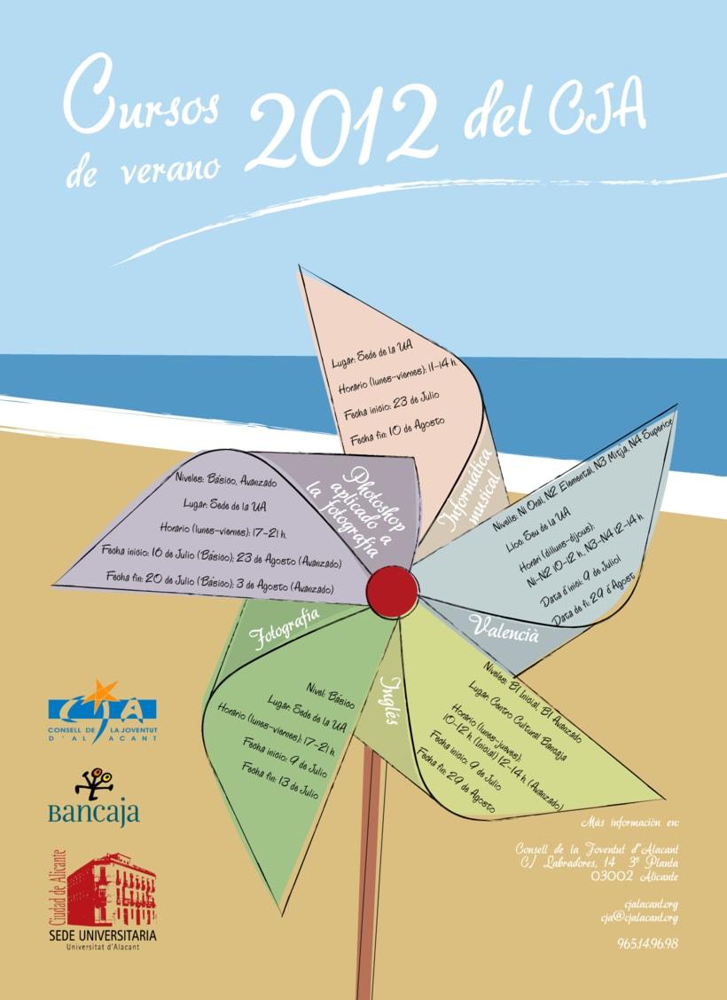 Cursos de verano del Consejo de la Juventud de Alicante -1