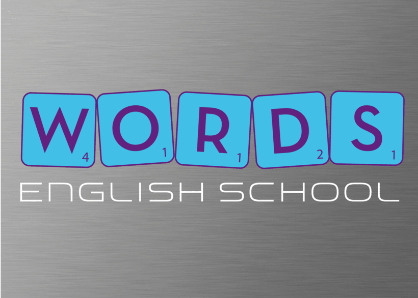 Words English School 1