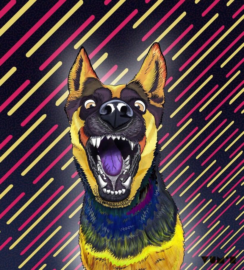 Psicodelia Canina -1