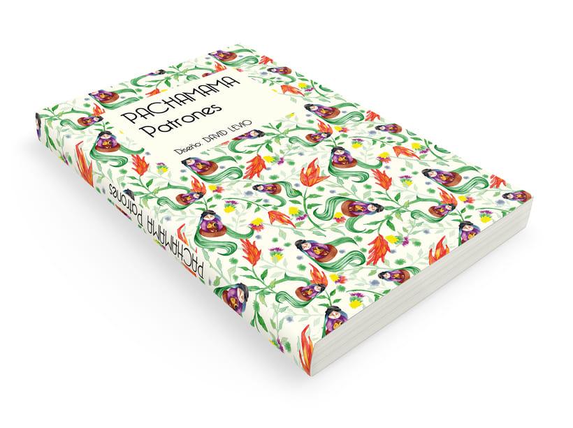 Libro de Pattern de Mitología: Pachamama -1