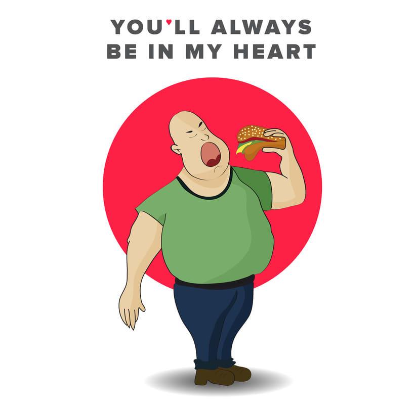 Siempre estarás en mi corazón -1