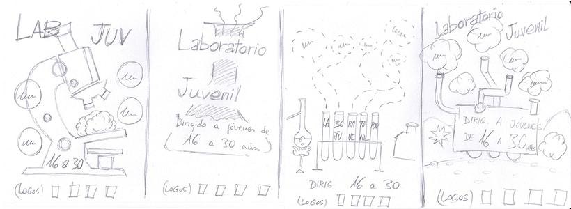 """Ilustración proyecto """"Laboratorio Juvenil"""" 3"""