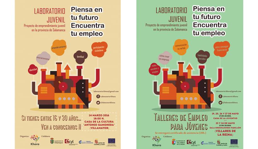 """Ilustración proyecto """"Laboratorio Juvenil"""" 13"""