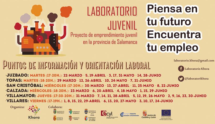 """Ilustración proyecto """"Laboratorio Juvenil"""" 15"""