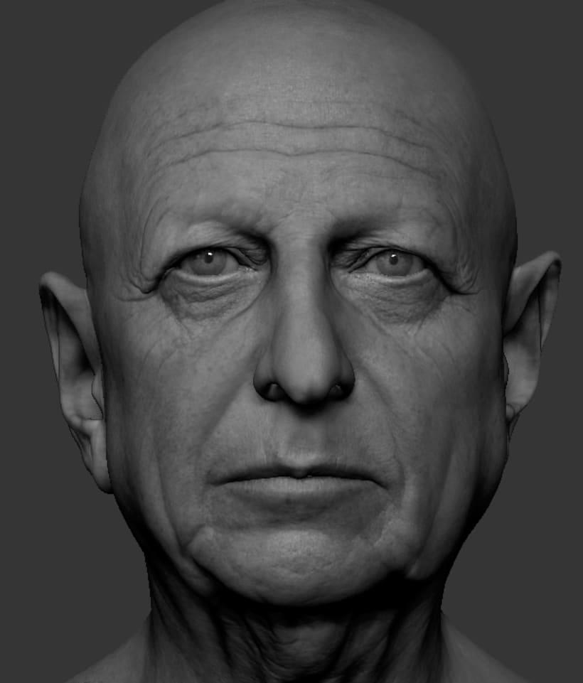 Alejandro,modelado realista. 0