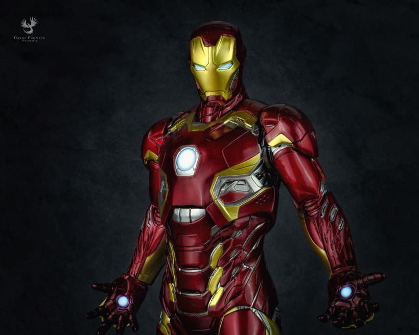 Iron Man Mark XLV -1