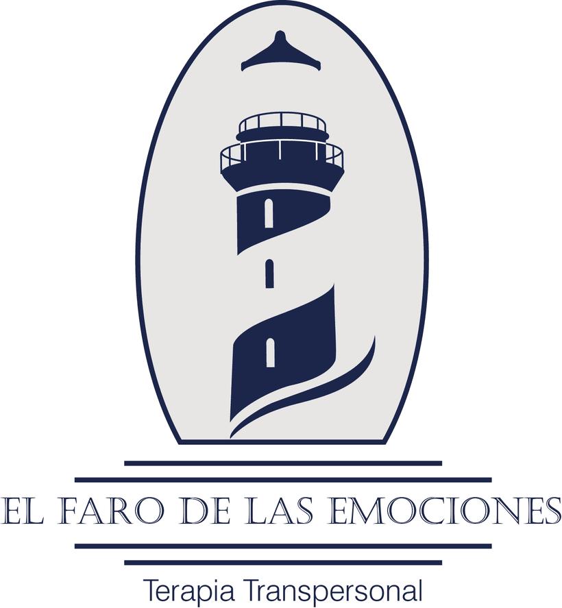 Logotipo El Faro de las Emociones (Terapia Transpersonal) 0