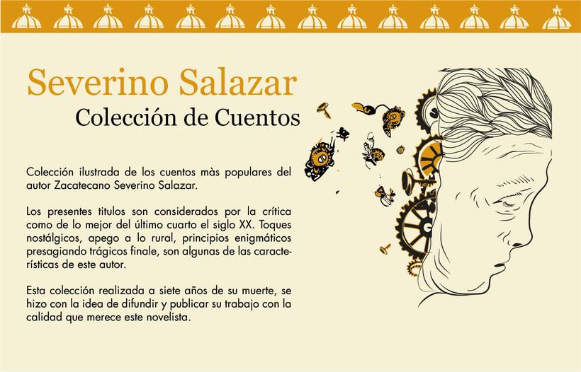 """""""Severino Salazar"""" Colección Ilustrada.  0"""