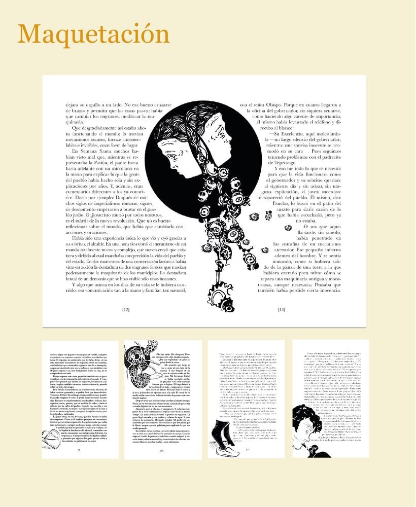 """""""Severino Salazar"""" Colección Ilustrada.  2"""