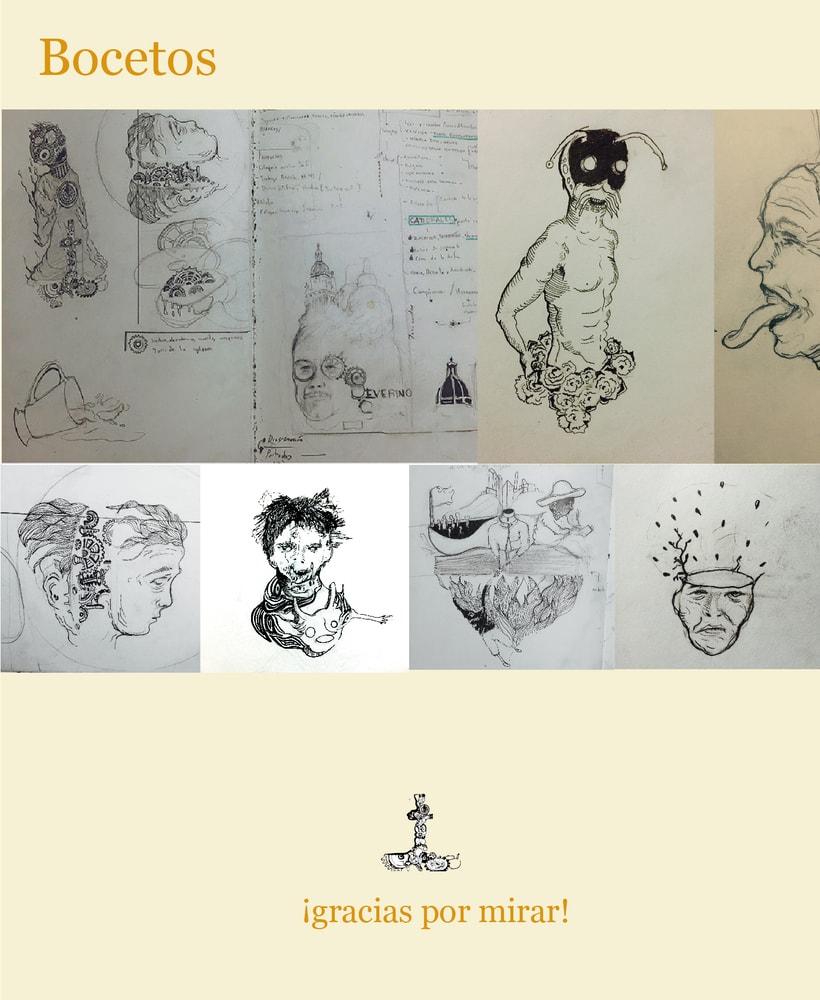 """""""Severino Salazar"""" Colección Ilustrada.  3"""