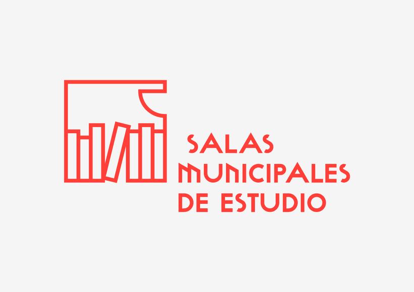 Salas Municipales de Estudio 1