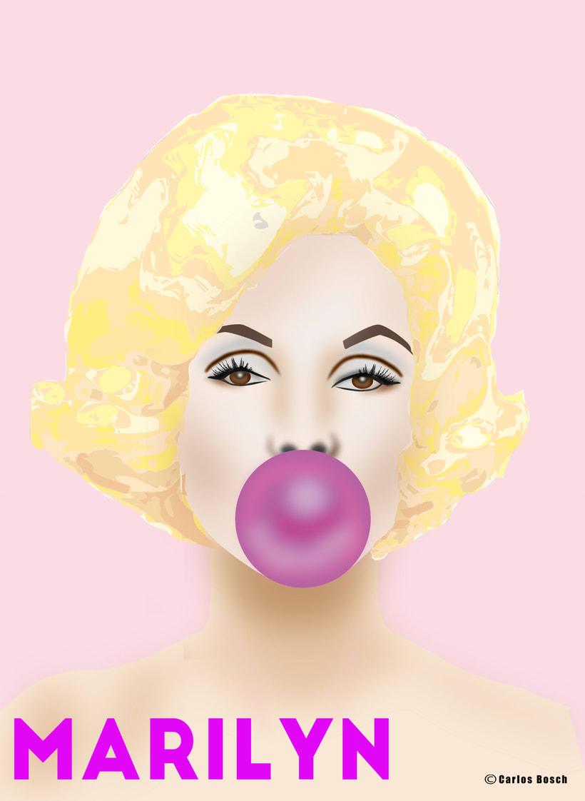 Marilyn -1