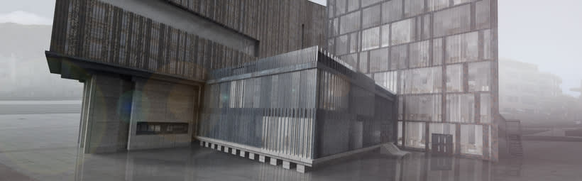 Casa de la cultura (Proyecto de infoarquitectura) 1